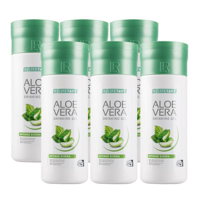 Aloe Vera Drinking Gel Sivera 6 ks