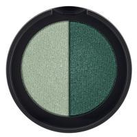 Minerální oční stíny Duo (Mint & Pine Green)