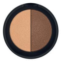 Minerální oční stíny Duo (Cashmere & Copper)