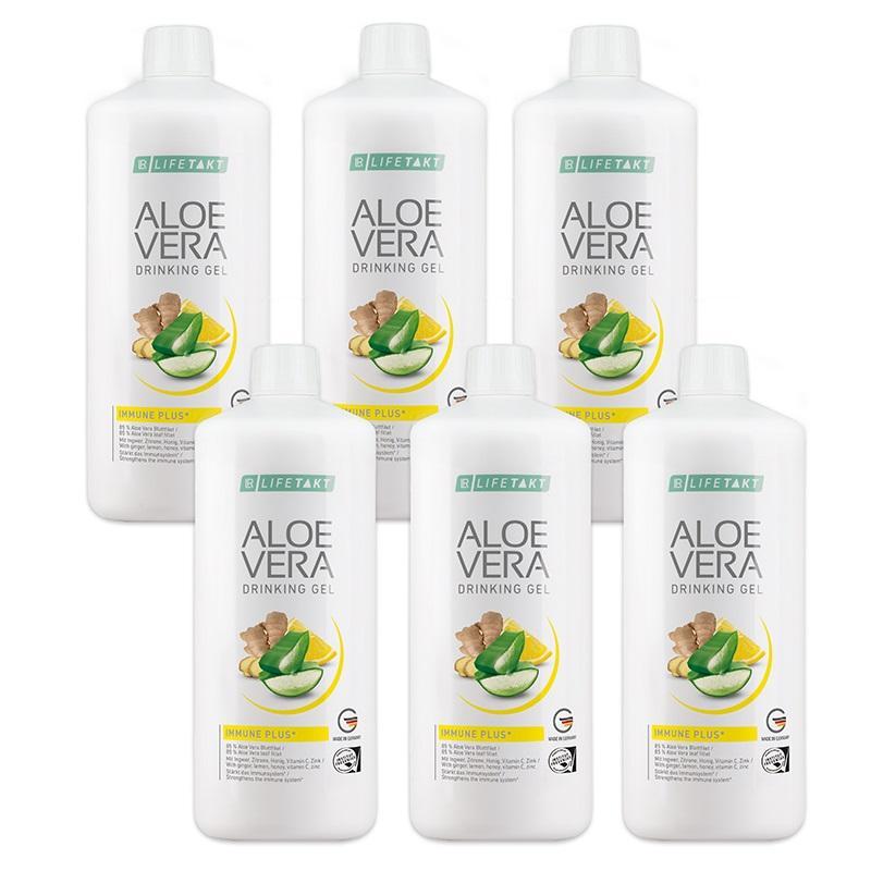 Aloe Vera Drinking Gel Immune Plus Série 6 ks