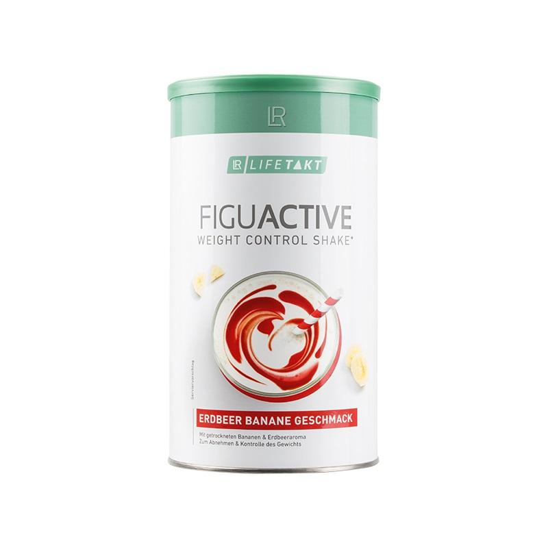 Figu Active Koktejl Jahoda - banán