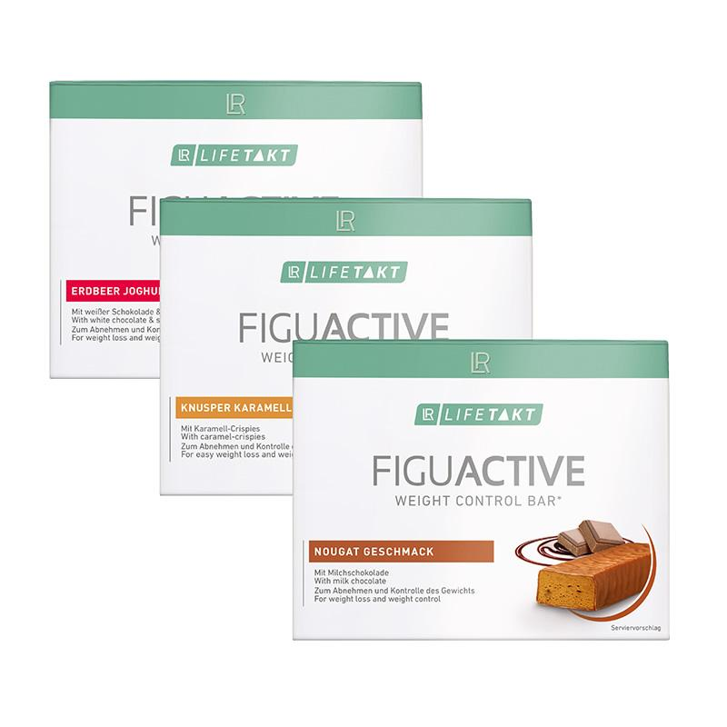 Figu Active Tyčinky mix 3 ks