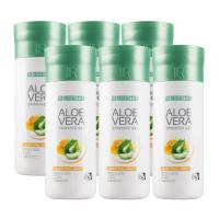 Aloe Vera Drinking Gel s medem 6 ks