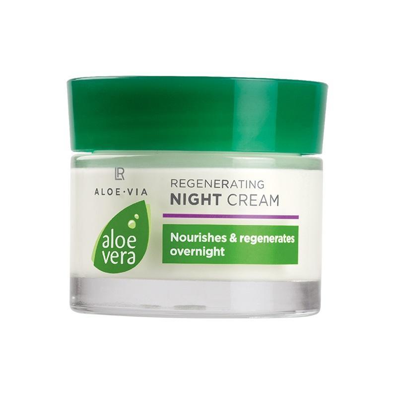 Aloe Vera Regenerační noční krém